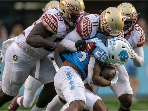 Heel Tough Blog: Trench Report - Florida State