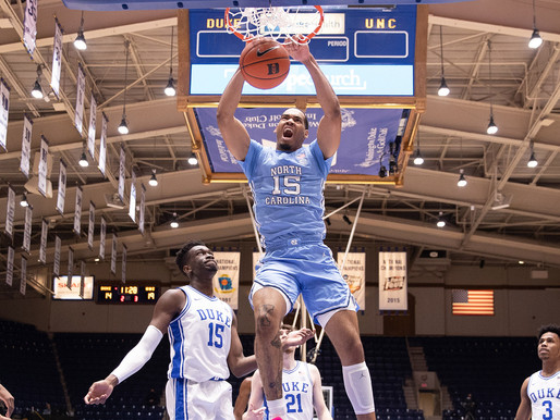 Heel Tough Blog: Garrison Brooks to Transfer