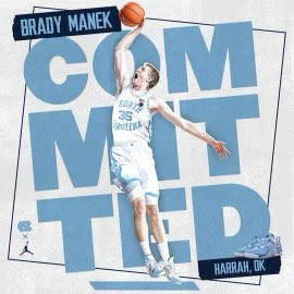 Heel Tough Blog: UNC Lands OU Transfer Brady Manek, Miss Out on Christian Bishop