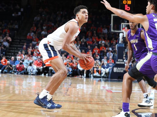 Heel Tough Blog: Heels Offer UVA Transfer Justin McKoy