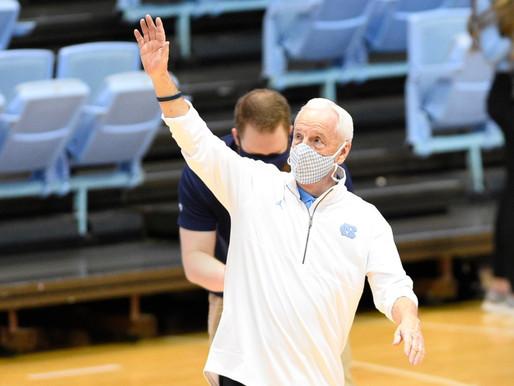 Heel Tough Blog: Hall of Fame Head Coach Roy Williams Retires