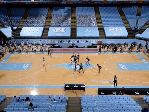 Heel Tough Blog: Hubert Davis Discloses Key Non-Conference Games