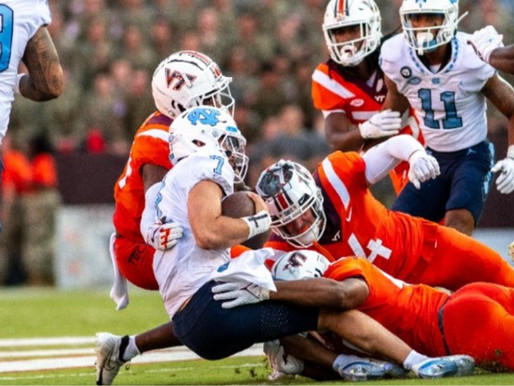 Heel Tough Blog: Trench Report - Virginia Tech