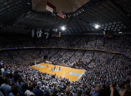 Heel Tough Blog: Carolina's Non-Conference Schedule Coming Together