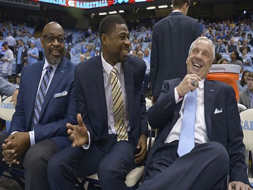 Heel Tough Blog: Hubert Davis Announces Staffing for 2021-22