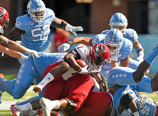 Heel Tough Blog: Trench Report - NC State