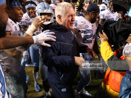 Heel Tough Blog: Mack Brown & Staff Earn Extensions
