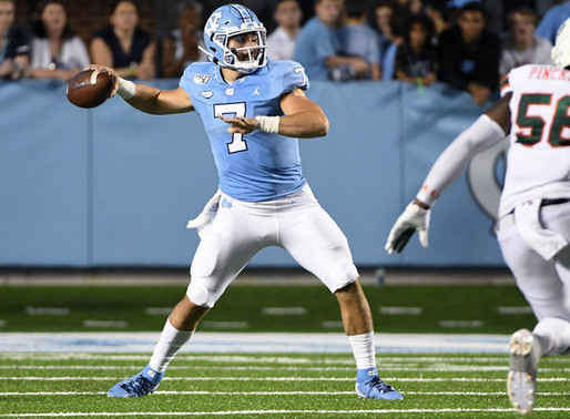 Heel Tough Blog: What's In Store for Sam Howell in Year 2?