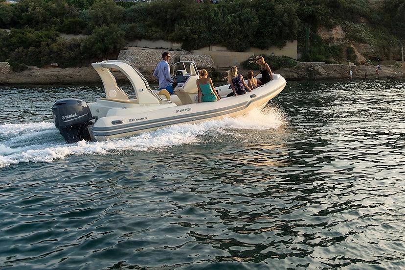 2020 Italboats - Stingher 22 Diablo