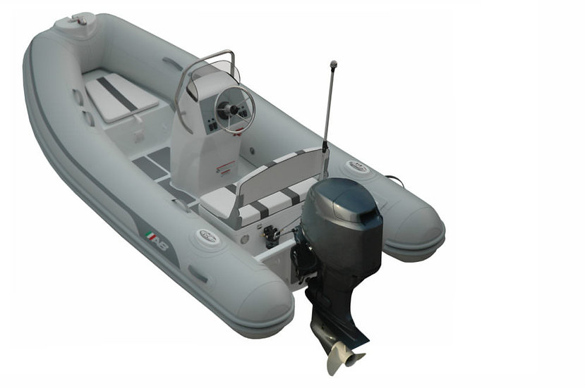 AB Inflatables - Alumina 12 ALX