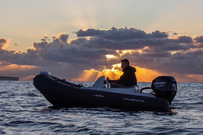 2020 Italboats - Stingher 340 Fastrike