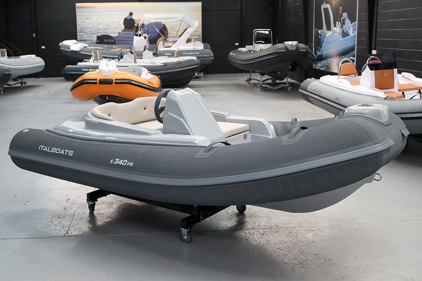 Italboats - Stingher 340 Fast Rike