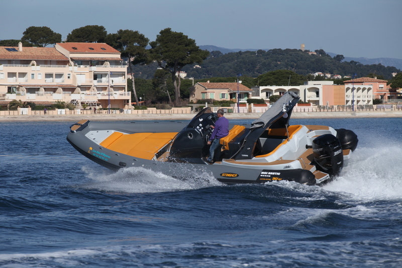 2020 Italboats - Stingher 30GT