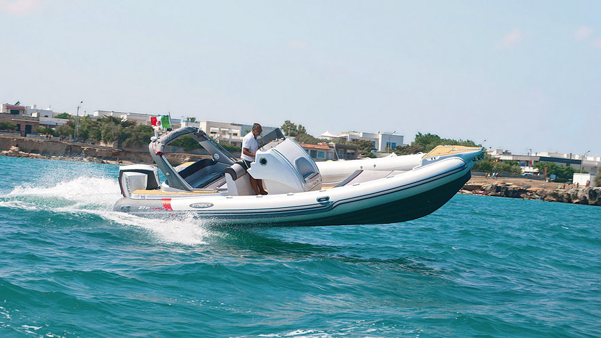 2020 Italboats - Stingher 27GT