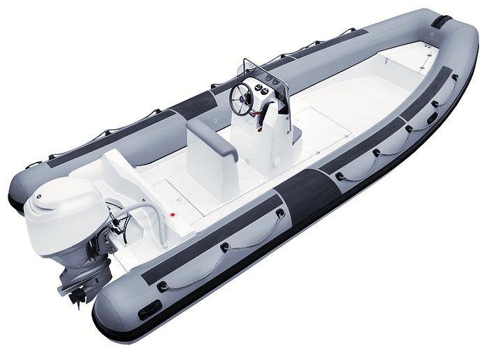 Italboats - Predator Work 700