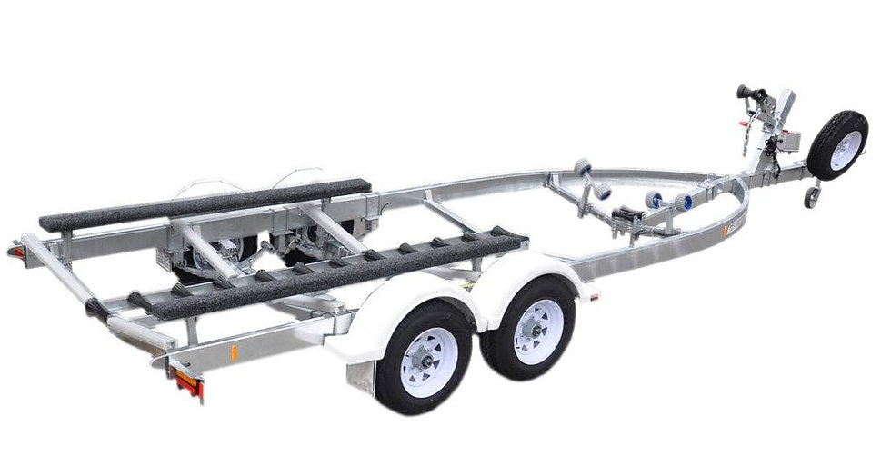 Mackay MLKR - 6500 (Up to 7m - Tandem Axle Braked - 3500kg)