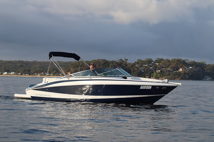 2011 Regal 2500