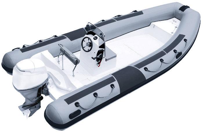 Italboats - Predator Work 550