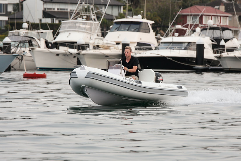 Italboats - Stingher B400