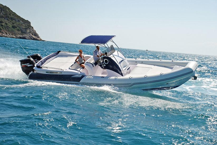 Italboats - 29 Diamond