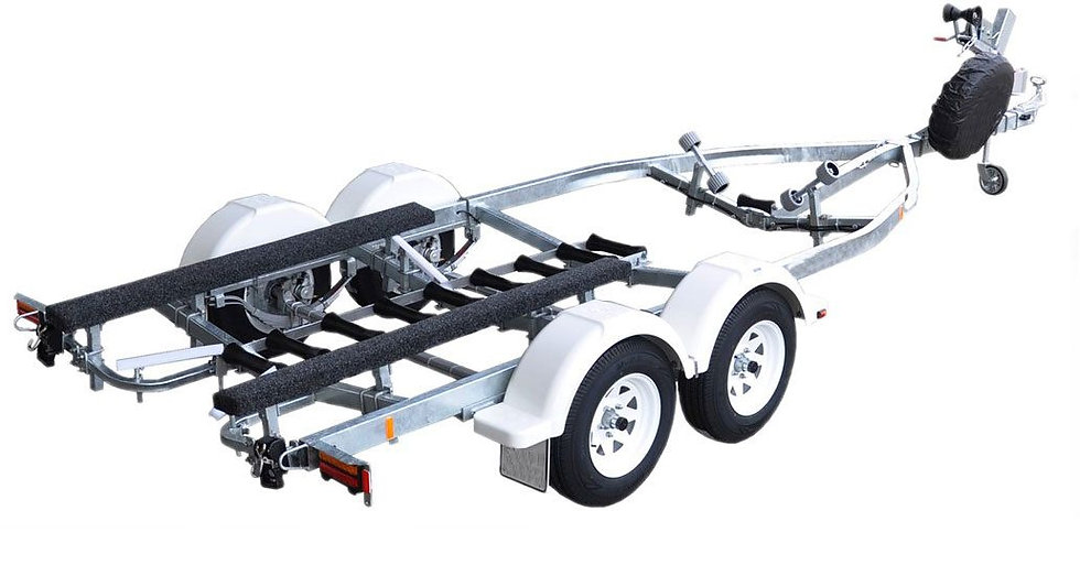 Mackay MLKR - 5750 (Up to 6.1m - Tandem Axle Braked)
