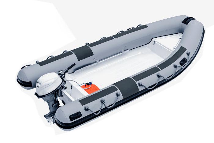 Italboats - Predator Work 430