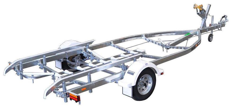 Mackay MLKR - 5000 (Up to 5.5m - Braked)