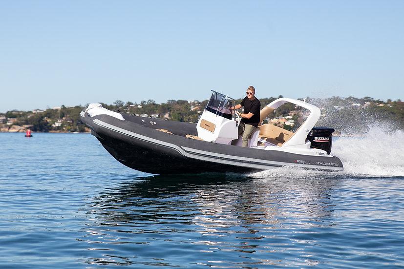 2020 Italboats - Stingher 606XS