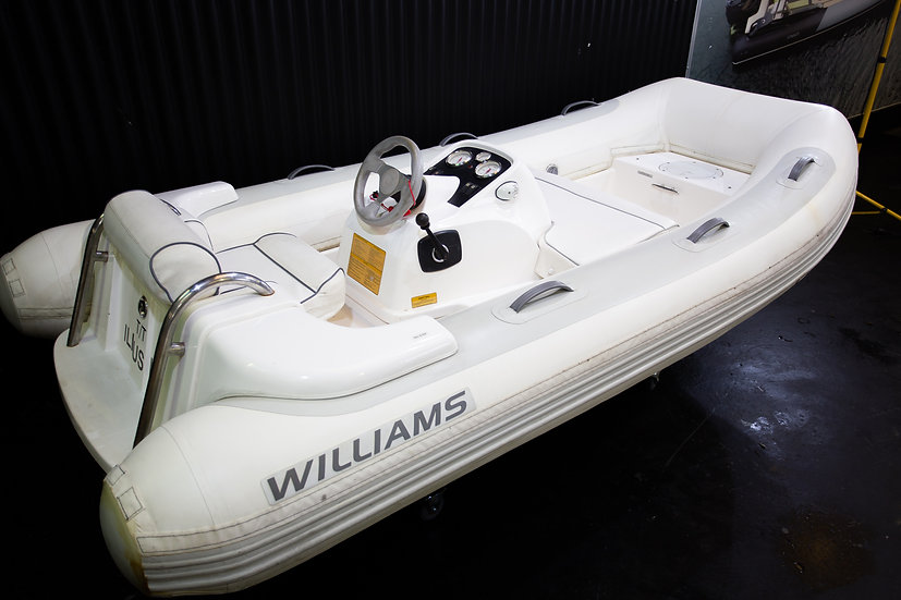 Williams Jet 325