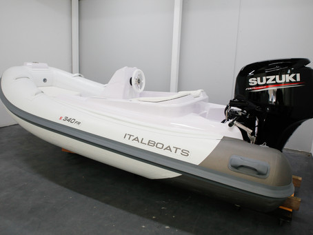 Italboats Containers