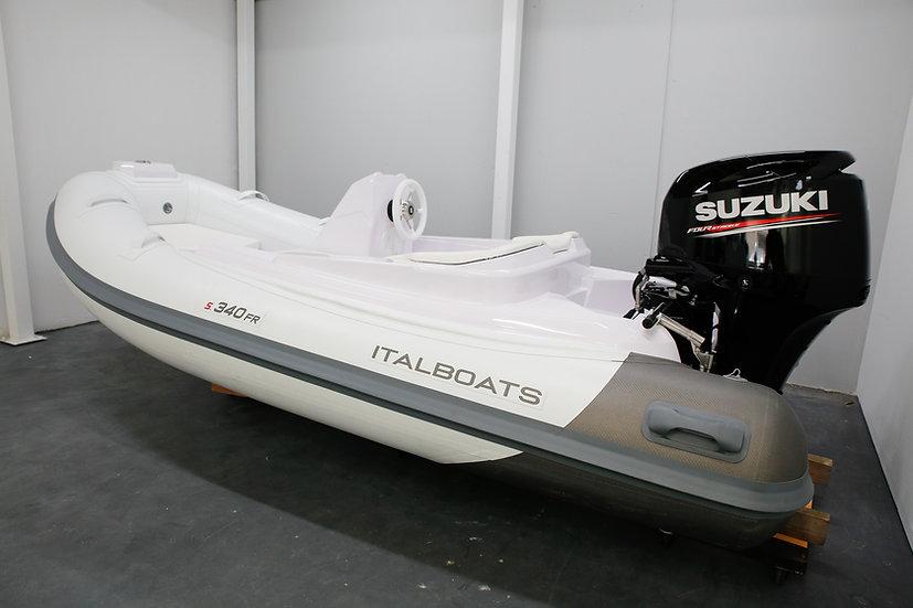 Italboats - 340 Fastrike