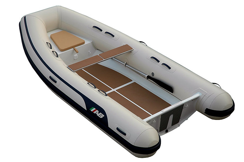 AB Inflatables - Lammina 13 AL inc. Bow locker