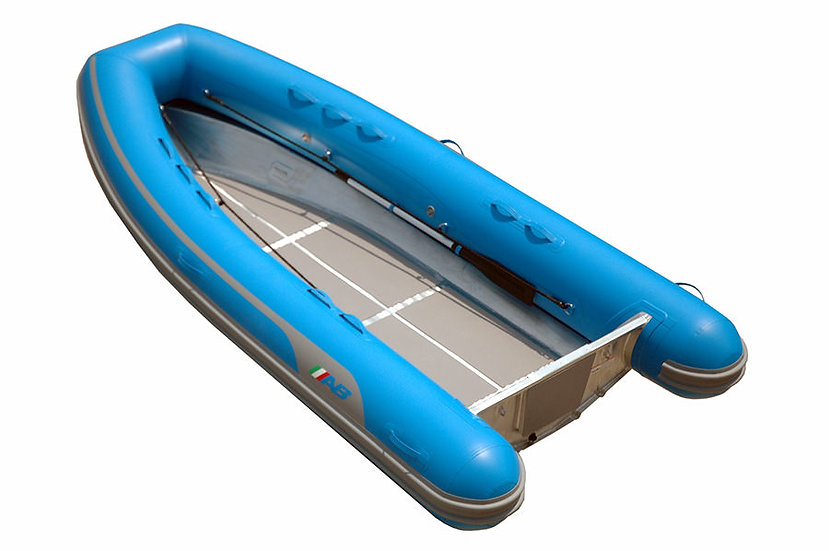 AB Inflatables - Lammina 14AL inc. Bow Locker