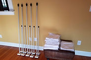 """Nookwalls """"Thick"""" Room Divider System, Components"""
