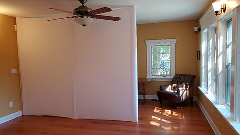 nookwalls 10ft temporary wall system