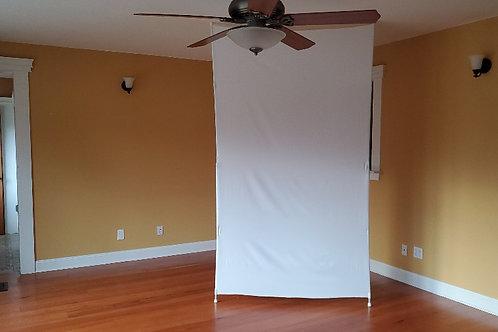 """5 Foot Long """"Thin"""" Partition Wall"""