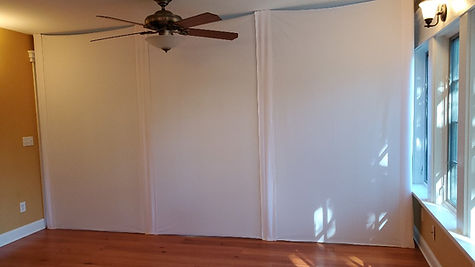 nookwalls 15ft temporary wall system