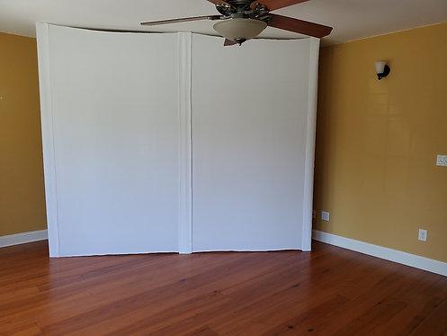 "10 Foot Long ""Thick"" Room Divider"