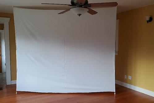 """10 Foot Long """"Thin"""" Partition Wall"""