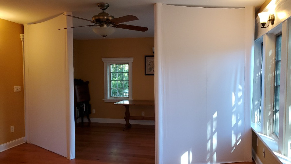 """Nookwall """"Thick"""" Room Divider Video"""