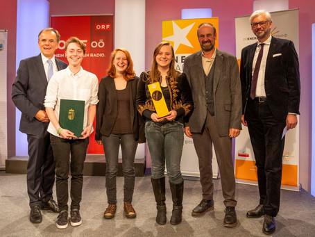 Young Energy Researchers Award 2018 geht an die HTL-Hallstatt