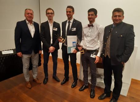 Lignorama Award 2019 geht an Meisterschüler aus Hallstatt