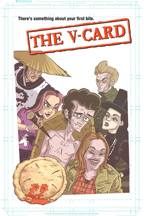 THE V-CARD ISSUE 1 DIGITAL