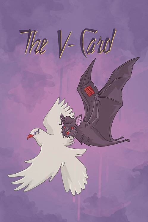 THE V-CARD ISSUE 2 DIGITAL