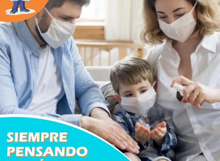 CONSEJOS PENSANDO EN TU BIENESTAR Y EL DE TU FAMILIA