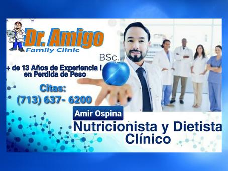 CONTROL DE PESO  NUTRICIÓN Y SALUD PARA TODOS