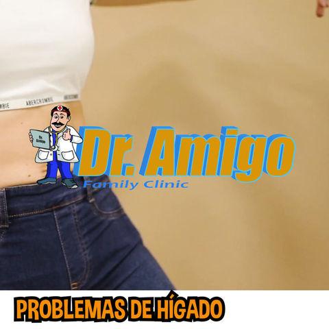 ¡PROBLEMAS DEL HIGADO!