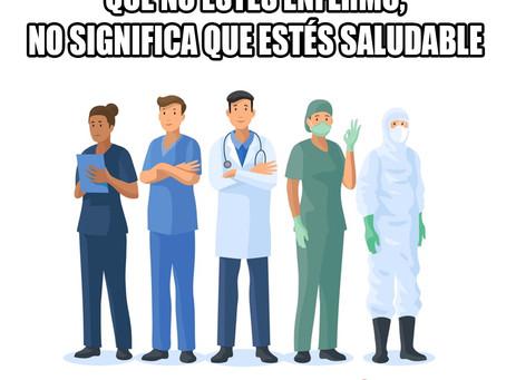 PONTE LAS PILAS, LA SALUD ES PRIMERO!