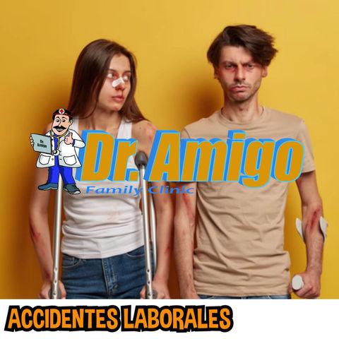 ACCIDENTES LABORALES Y DE TRABAJO