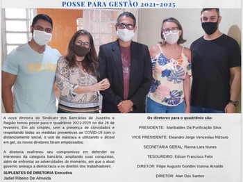 Atenção Bancários: Já saiu a SEGUNDA edição do mês de FEVEREIRO do Jornal O Brado